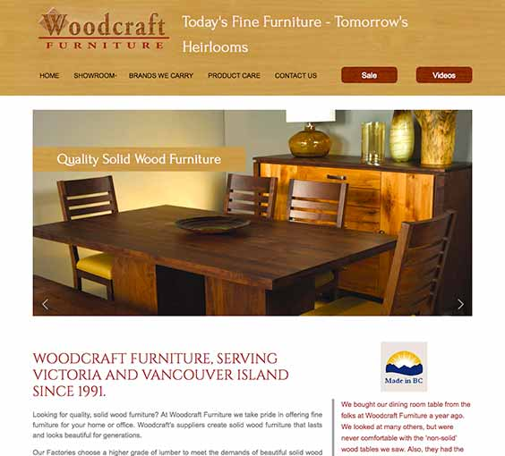 Woodcraft Furniture